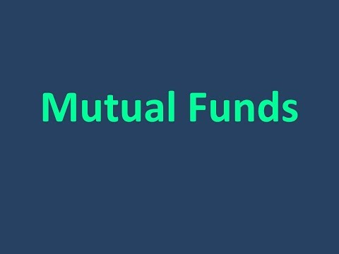 Mutual fund  introduction part 2