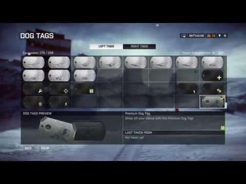 Battlefield 4™ @ Giants Of Karelia | Phantom Dog Tag