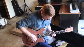 Daniel Mow opens MacPherson Guitar