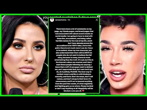 James Charles JEALOUS Of Jaclyn Hill Drama thumbnail