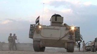 Курды рвутся в бой: отряды ополчения начали наступление на 'столицу' ИГИЛ