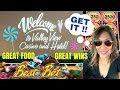 THE BUFFET AT VALLEY VIEW CASINO POST COVID-19! - YouTube