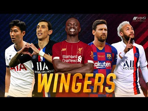 Top 10 Wingers in Football ● 2020