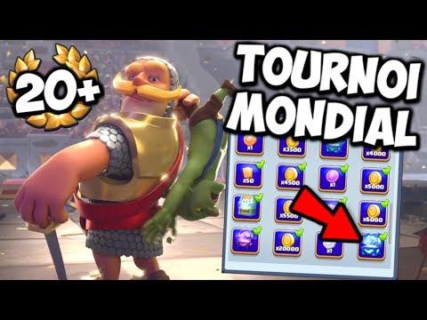 20 VICTOIRES EN TOURNOI MONDIAL ?!? LA PLUIE DE CADEAUX