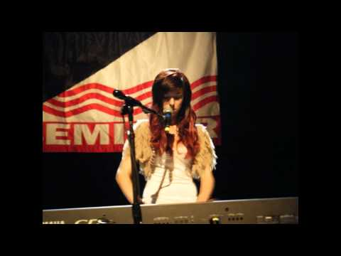 Christina Grimmie  Cry Wolf *NEW SONG 2012* Lyrics + free download