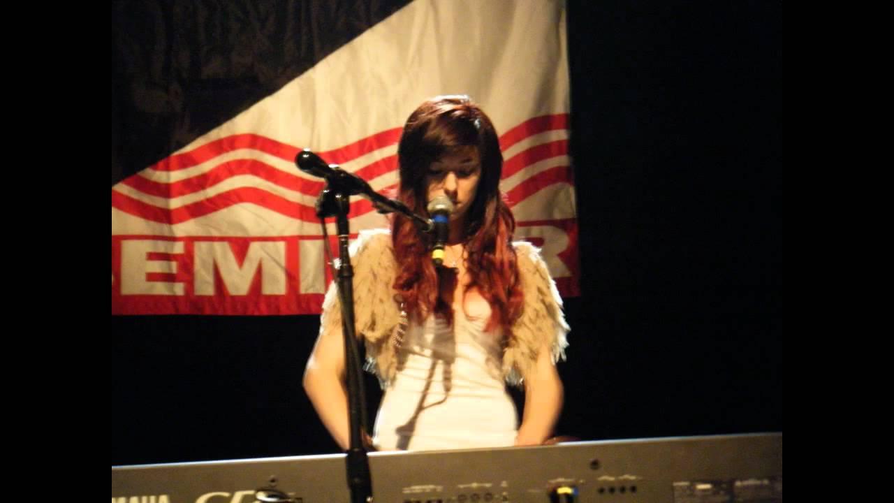 Christina Grimmie - Cry Wolf Lyrics | MetroLyrics
