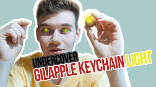Undercover Gilapple Keychain Light Unboxing