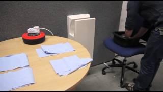 Mitsubishi jet towel Dry test