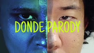 Donde - Andi Bernadee (Official Parody Music Video)