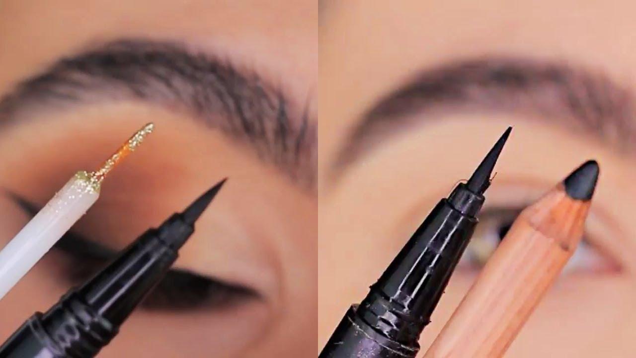 13 Amazing eyeliner tutorials & eyes makeup ideas you will love!!!