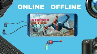Top 9 best Superheroes Games for Android and iOS in 2019 updated | by Zack