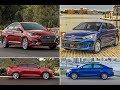 CAR COMPARE 2018 HYUNDAI ACCENT AND 2018 KIA RIO