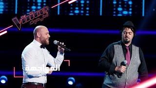 بالفيديو- حماقي وإليسا يتنافسان على خطف هذا المتسابق من عاصي الحلاني في The Voice