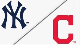New York Yankees vs Cleveland Indians | ALDS Game 2 Full Game Highlights