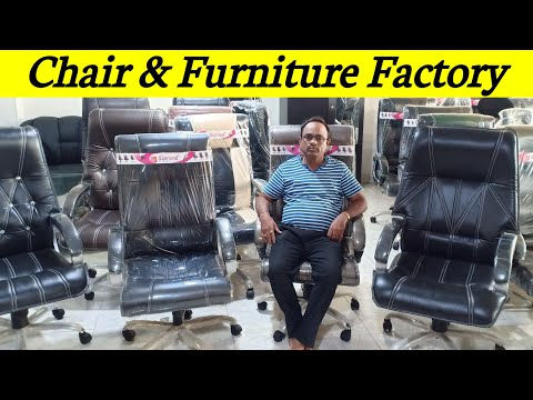 Chairs And Furniture Manufacturer In Nagpur / Office Chair Computer Chair And Table / Home Furniture