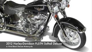 Die-cast Promotions Harley-davidson Motorcycles