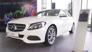 Mercedes Benz C200, C250 , C300 - Giới thiệu chi tiết các dòng xe C200,C250,C300 - An Du Hải Phòng