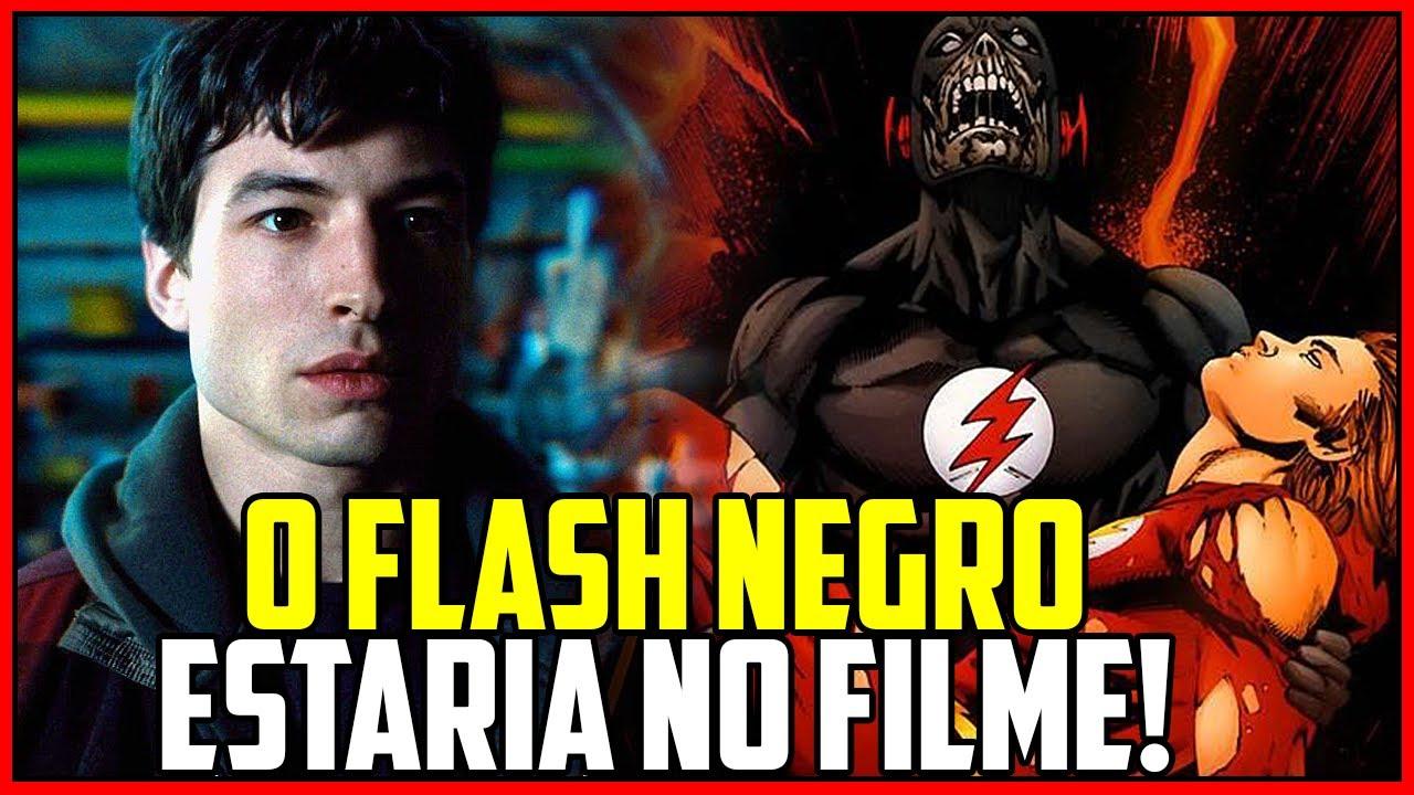 O ROTEIRO DESCARTADO DO FILME DO FLASH! | The Flash filme 2022