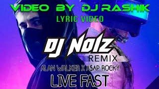 Fast (lyric video)(dj noiz remix)(video ...