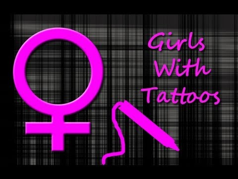 Girls With Tattoos --- What guys think.