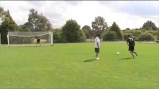 Tom Davies Trial Soccer Video