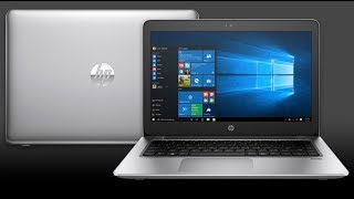HP Probook 440 G4 Laptop Demo and Review