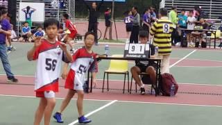 20161112_可立小 vs 喇沙手球比賽