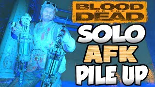 Black Ops 4 Zombie Glitches SOLO AFK BOTD PILE UP GLITCH AFTER PATC...
