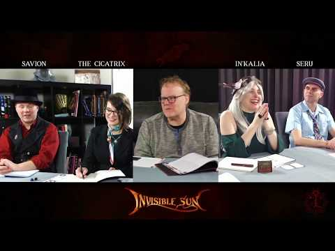 First Session – The Raven Wants What You Have Session 1