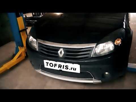 Ремонт резонатора Renault Sandero в Тольятти