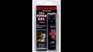 The Best Strongest Pepper Spray Gel For Sale