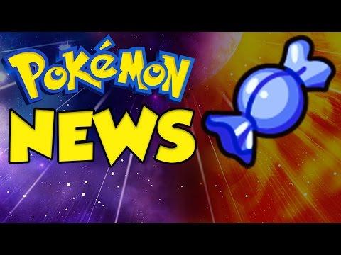 Pokemon Sun and Moon NEWS UPDATE!