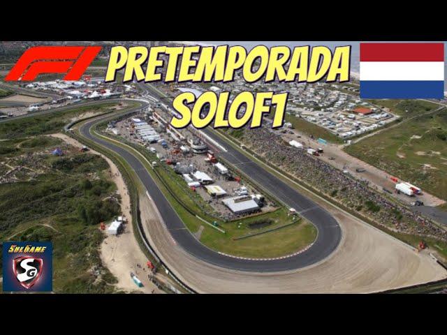 🔴 F1 2020 - Retransmisión SoloF1 //  Pretemporada (Gp Holanda)