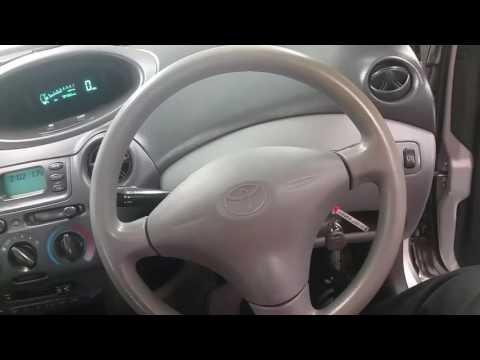 Toyota Yaris 1.0 2000 year engine problem