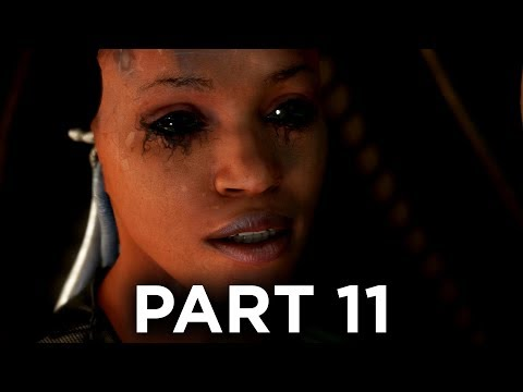 Detroit Become Human Gameplay Walkthrough Part 11 - TIME TO DECIDE (Full Game)