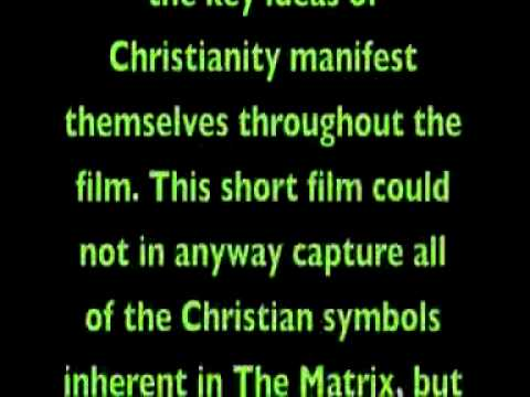 Christian Symbolism In The Matrix Part 3 Of 3 Youtube