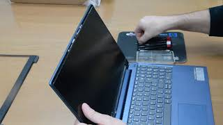 How to replace lenovo 330S screen