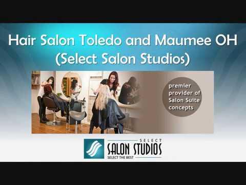 Hair Salon Toledo and Maumee OH Select Salon Studios