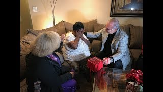 FOX5 SURPRISE SQUAD: Great Granny Rescues 6 Kids, Receives Christmas Miracle!