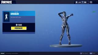Sprinkler - Fortnite Battle Royale (Emote)
