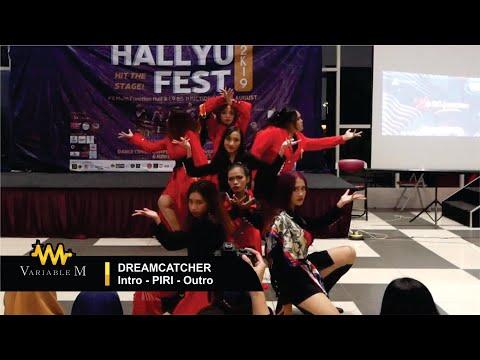 DREAMCATCHER (드림캐쳐) - PIRI (+Intro Outro) Dance Cover By ONEIRA At Hallyu Fest 2K19