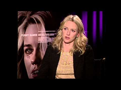Funny Games: Naomi Watts Interview