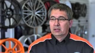 John Bean BF 1000 Wheel Balancer