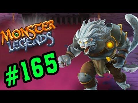 Monster Legends Game Mobiles - Sức Mạnh Thật Sự Của Báo Đốm - Thế Giới Quái Vật #165