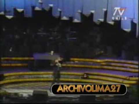 JULIO IGLESIAS  VIÑA DEL MAR 1981 CHILE