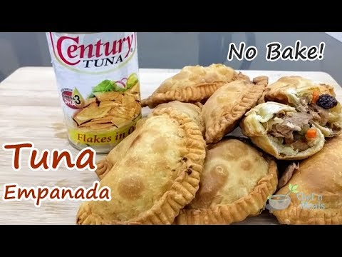 Tuna Empanada Recipe | Century Tuna Empanada | How to make empanada w/ expenses computation