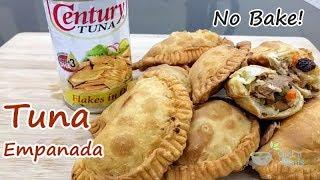 Tuna Empanada Recipe   Century Tuna Empanada   How to make empanada w/ expenses computation