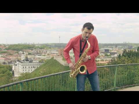 Luis Fonsi - Despacito ft Daddy Yankee - Saxophone cover by Juozas Kuraitis