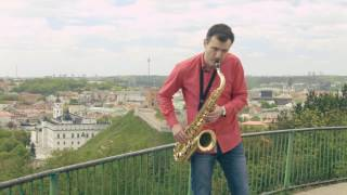 Baixar Luis Fonsi - Despacito ft. Daddy Yankee - Saxophone cover by Juozas Kuraitis