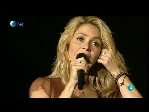 Shakira - La Pared (Rock in Rio Madrid 2010)